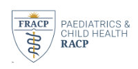 Paediatrics and Child Health RACP Badge